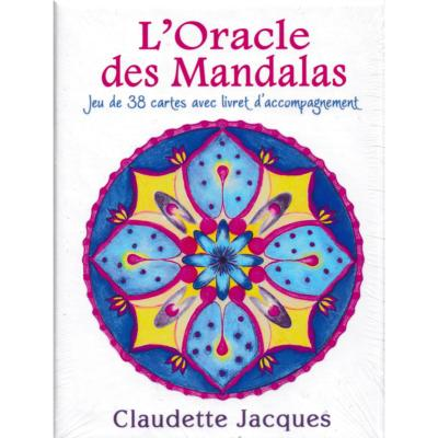 L'Oracle des Mandalas - Livret + 38 cartes