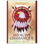 Médecine Chamanique - Cartes oracle - Livre + 50 cartes