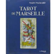 Tarot de Marseille -  Coffret Livre + 78 cartes - Mary Packard