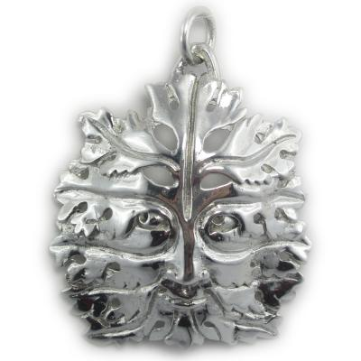 Pendentif Peter Stone Collection Nebula - The Green Man