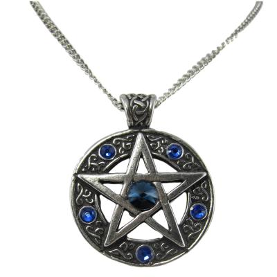 Pendentif Nordic Lights - Pentacle Celte