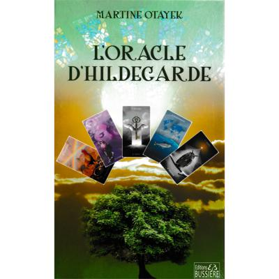 L'Oracle d'Hildegarde - Livre + 48 cartes