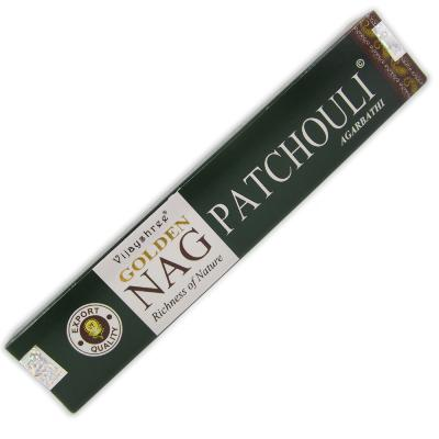 Encens Golden Nag Patchouli