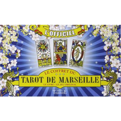 Le Coffret du Tarot de Marseille - Officiel
