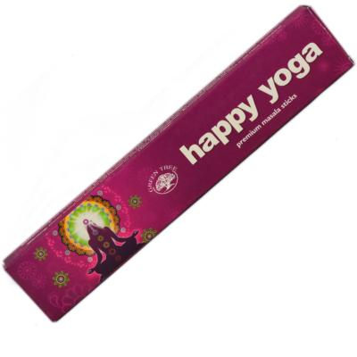 Encens Green Tree - Happy Yoga