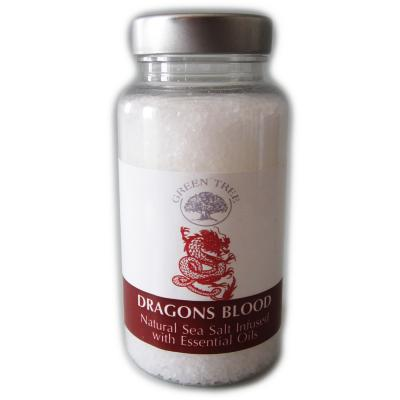 Granulés Sel de mer infusé - Dragons Blood