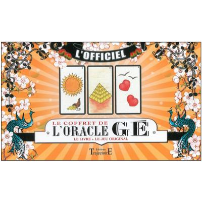 Le Coffret de l'Oracle Gé - Officiel