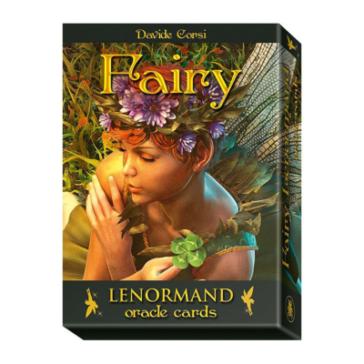 Fairy Lenormand Oracle - Oracle des Fées Lenormand