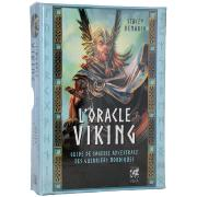 L'Oracle Viking  - Livre + 45 cartes