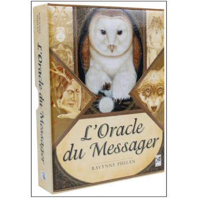 L'Oracle du Messager  - Livre + 50 cartes