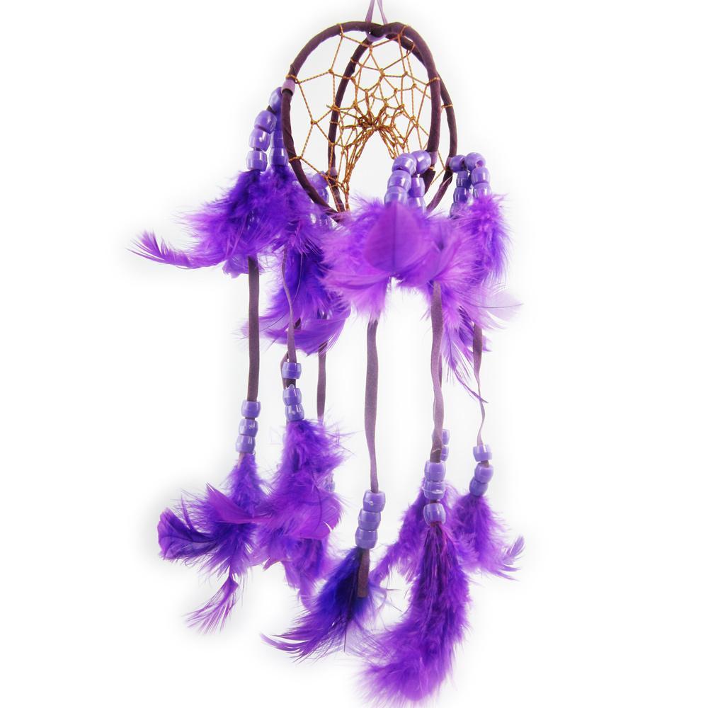 Dreamcatcher attrape r ve 3d violet - Dreamcatcher l attrape reves ...
